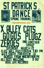 st. patrick's dance 1979