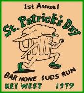 st. patrick's day key west