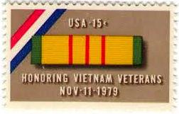 Vietnam Vets stamp