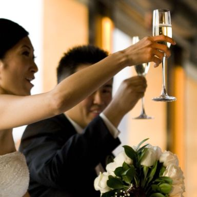 10 Types of People You'll See Giving A Wedding Toast