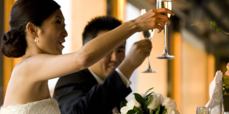 10 Types of People You'll See Giving A WeddingToast