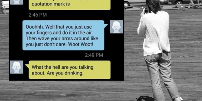 This Hilarious Daughter Can't Stop Trolling Her Mom Via Text And You'll DIE Of Laughter