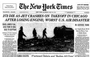1979 air crash chicago