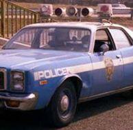 1979 cop car