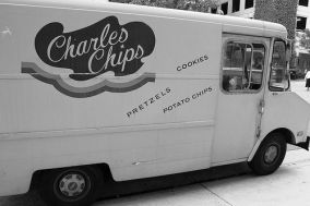 1980 charles chips truck