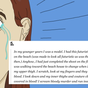 15 Women Share 'Period Horror Stories' That Are 100% Pure Nightmare Fuel