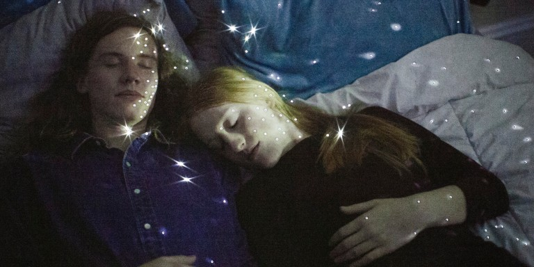 Baby, Lie With Me Underneath TheStars
