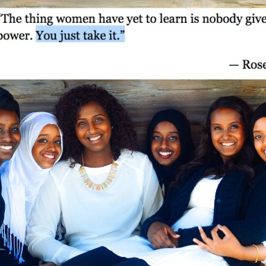 9 Incredibly Inspiring Quotes For You To Read Today On #WomensEqualityDay