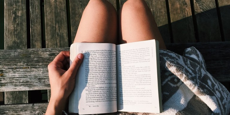I Want To Read You Like ABook