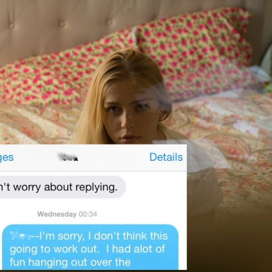 This Guy Told His Date That He Didn't Think They'd Work Out, And That's When She Went Out Of Control!
