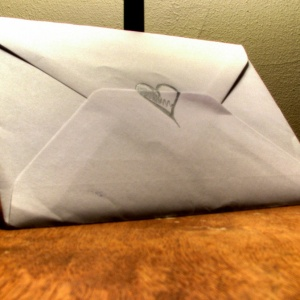 The Letter I'll Never Send You