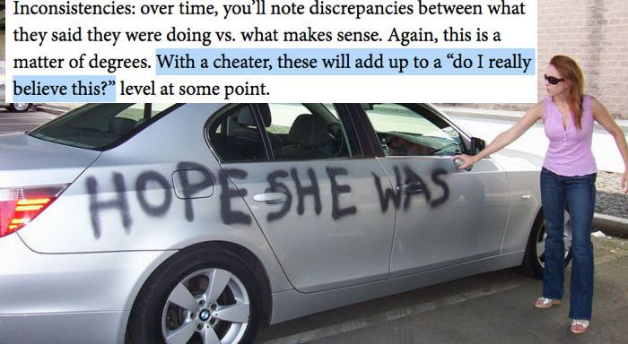 20 Surprisingly Subtle Signs That He Might Be Cheating OnYou