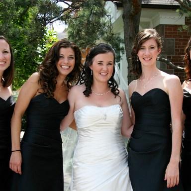 How My Bridesmaids Broke My Heart