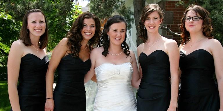 How My Bridesmaids Broke MyHeart