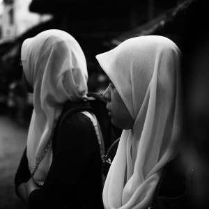On Wearing My Hijab