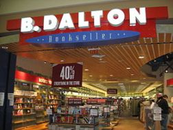 b. dalton mall