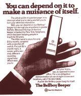 beeper ad 1979