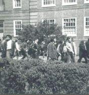 boylan hall kids walking