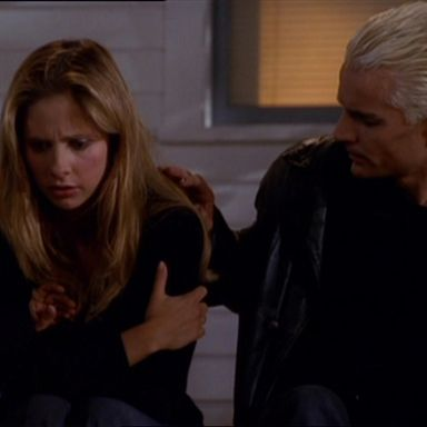 10 Of The Most Uplifting, Inspiring Moments From 'Buffy The Vampire Slayer'