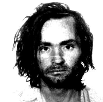 Charles Manson / (Wikimedia Commons)