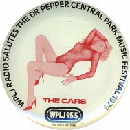Dr Pepper The Cars