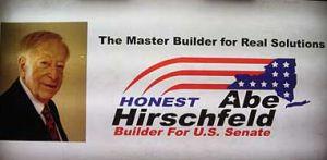 Honest Abe Hirschfeld
