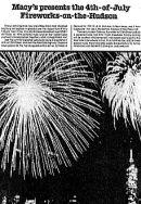 Macy's July 4 1979