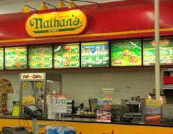 Nathan's mall