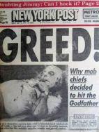 NY Post Greed
