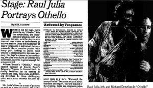 Othello 1979