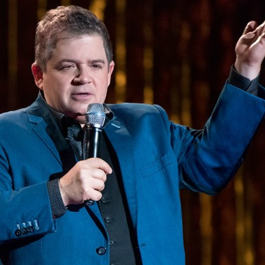 Patton Oswalt's Heartbreaking Facebook Post About His Late Wife Will Bring Tears To Your Eyes