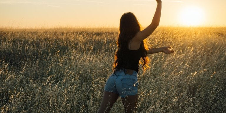 I'm Not Jealous You're Back With Your Ex (Because I'm So Grateful To Be Free OfYou)
