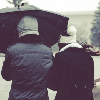Walking Away Is Easy, But With You, I Choose To Stay