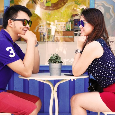 The Lucky 13 Dos And Don'ts For A Perfect First Date