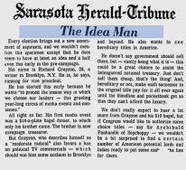 Sarasota Grayson 1979