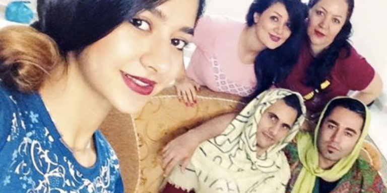 Iranian Men Launch #MenInHijab Campaign To Fight AgainstSexism