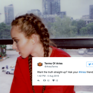 20 Times Twitter Was Totally Right About What It's Like To Be An Aries