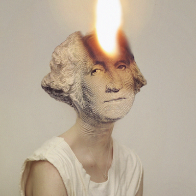How A 'Fruit Roll-Up' Sent George Washington To Hell