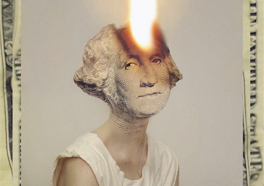 How A 'Fruit Roll-Up' Sent George Washington ToHell