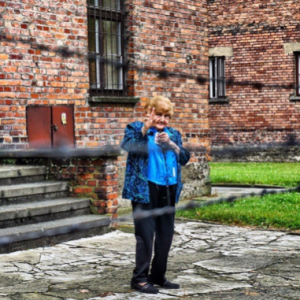 This Is How A Trip To Auschwitz Changed My Notion Of What It Means To Be Alive