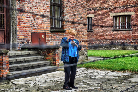 This Is How A Trip To Auschwitz Changed My Notion Of What It Means To BeAlive
