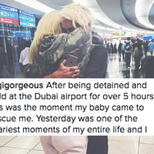 This Is Gigi Gorgeous' Courageous Response After Being Detained For 5 Hours Just Because She's Transgender
