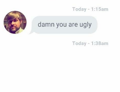 This Guy Sent These F*cking Rude Messages To A Girl, And She Gave Him The Response HeDeserved