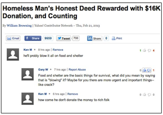 These 23 Hilarious Posts From Internet Troll 'Ken M' Will Make You Laugh Your Ass Off