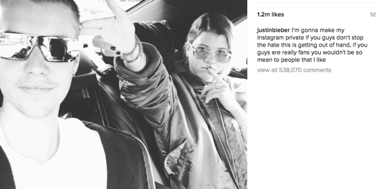 Here's Everything You Need To Know About The HILARIOUS Shade Selena Gomez Threw At Justin ThisWeekend