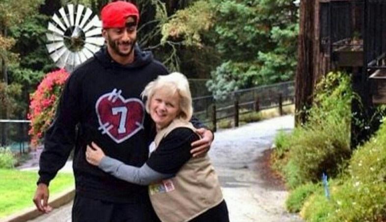 Colin Kaepernick's Instagram