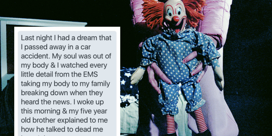 29 Terrifying True Stories That Are One Paragraph OrLess