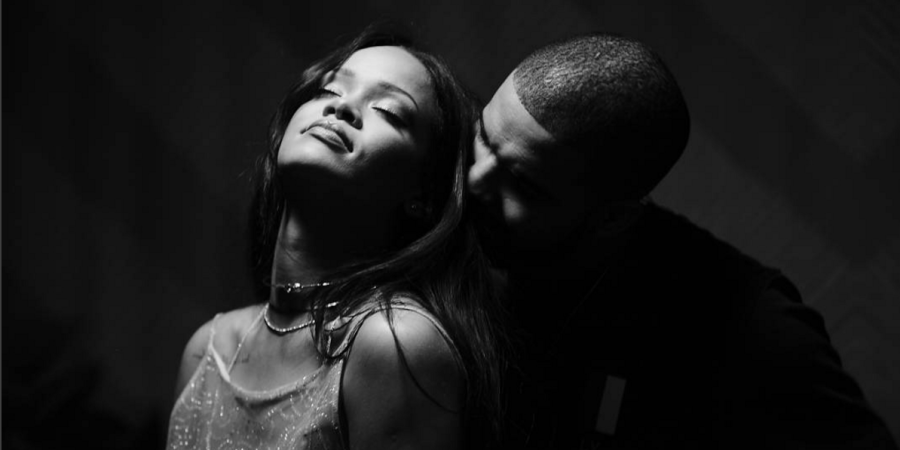 Date Someone Who Looks At You The Way Drake Looks AtRihanna