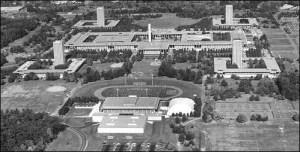 SUNY Albany campus