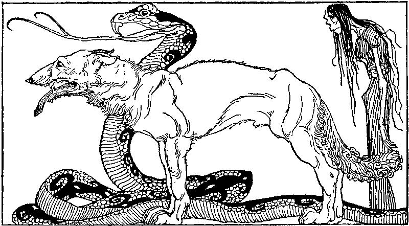 'The Children of Loki' via WIkipedia